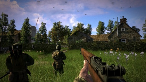 Brothers in Arms Hell's Highway pc game